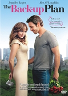 The Back-Up Plan - DVD cover (xs thumbnail)