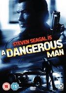 A Dangerous Man - British DVD cover (xs thumbnail)
