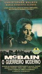 McBain - Brazilian Movie Cover (xs thumbnail)