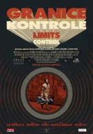 The Limits of Control - Croatian Movie Poster (xs thumbnail)
