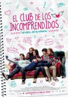 El club de los incomprendidos - Mexican Movie Poster (xs thumbnail)