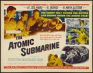 The Atomic Submarine - Movie Poster (xs thumbnail)