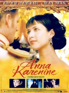 Anna Karenina - French Movie Poster (xs thumbnail)