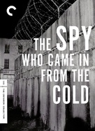 The Spy Who Came in from the Cold - DVD cover (xs thumbnail)