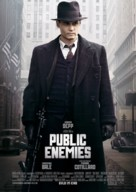 Public Enemies - German Movie Poster (xs thumbnail)