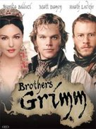 The Brothers Grimm - British poster (xs thumbnail)