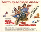 The Ambushers - Movie Poster (xs thumbnail)
