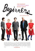 Beginners - Argentinian Movie Poster (xs thumbnail)
