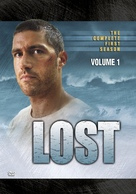 """""""Lost"""" - DVD movie cover (xs thumbnail)"""