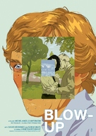 Blowup - Homage movie poster (xs thumbnail)