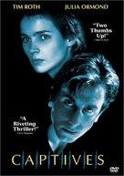 Captives - DVD cover (xs thumbnail)