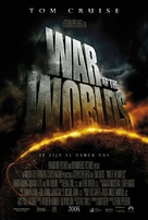 War of the Worlds - Dutch Movie Poster (xs thumbnail)