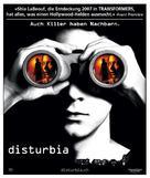 Disturbia - Swiss Movie Poster (xs thumbnail)