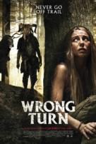 Wrong Turn - Australian Movie Poster (xs thumbnail)