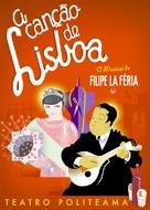 A Canção de Lisboa - Portuguese Movie Poster (xs thumbnail)
