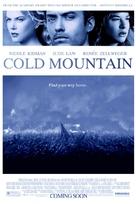 Cold Mountain - Advance poster (xs thumbnail)