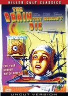 The Brain That Wouldn't Die - DVD movie cover (xs thumbnail)