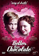Better Than Chocolate - French Movie Cover (xs thumbnail)
