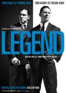 Legend - German Movie Poster (xs thumbnail)