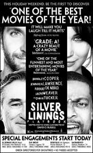 Silver Linings Playbook - poster (xs thumbnail)
