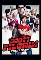 Scott Pilgrim vs. the World - Slovenian Movie Poster (xs thumbnail)