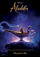 Aladdin - German Movie Poster (xs thumbnail)