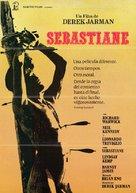 Sebastiane - Spanish Movie Poster (xs thumbnail)