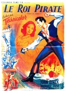 Prince of Pirates - French Movie Poster (xs thumbnail)