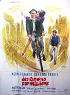 A Thousand Clowns - French Movie Poster (xs thumbnail)