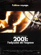 2001: A Space Odyssey - French Movie Poster (xs thumbnail)