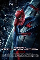 The Amazing Spider-Man - Turkish Movie Poster (xs thumbnail)