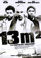 13m² - French DVD movie cover (xs thumbnail)