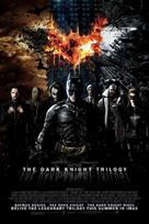 The Dark Knight Rises - Combo movie poster (xs thumbnail)