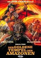 Les amazones du temple d'or - German Movie Cover (xs thumbnail)