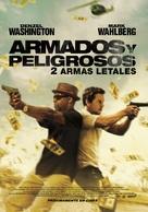 2 Guns - Peruvian Movie Poster (xs thumbnail)