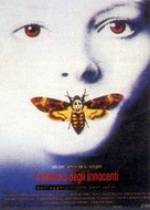 The Silence Of The Lambs - Italian Movie Poster (xs thumbnail)