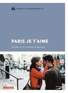 Paris, je t'aime - German DVD movie cover (xs thumbnail)