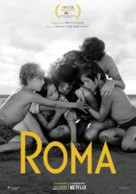 Roma - Italian Movie Poster (xs thumbnail)