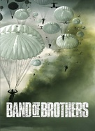 """Band of Brothers"" - DVD movie cover (xs thumbnail)"