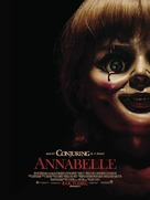 Annabelle - French Movie Poster (xs thumbnail)
