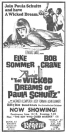 The Wicked Dreams of Paula Schultz - poster (xs thumbnail)