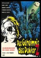 Miss Muerte - German Movie Cover (xs thumbnail)