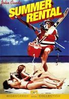 Summer Rental - DVD cover (xs thumbnail)