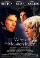 Torrents of Spring - German Movie Poster (xs thumbnail)