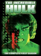 """The Incredible Hulk"" - DVD cover (xs thumbnail)"