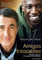 Intouchables - Uruguayan Movie Poster (xs thumbnail)