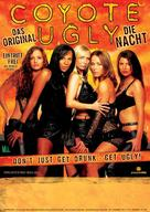Coyote Ugly - German Movie Cover (xs thumbnail)