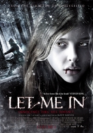 Let Me In - Dutch Movie Poster (xs thumbnail)