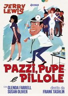 The Disorderly Orderly - Italian Movie Poster (xs thumbnail)