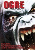 Ogre - French DVD movie cover (xs thumbnail)